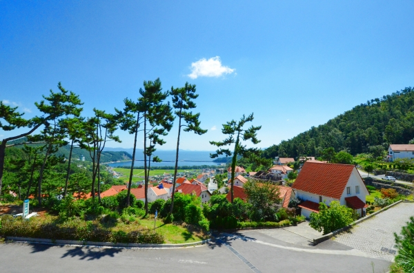 Namhae German Village